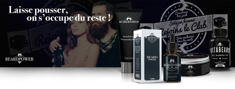 [Concours Inside] Remporte ton pack Beardpower (7 gagnants)