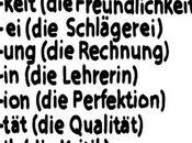 DER-DIE-DAS: pense-bête pour genre certains mots allemand