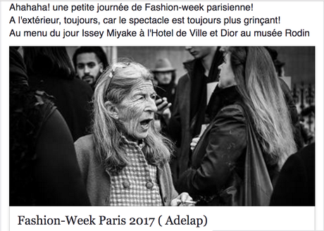 FASHION WEEK 2017