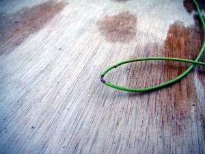 Arnaque, soies et plasticité