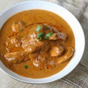 poulet curry cookeo