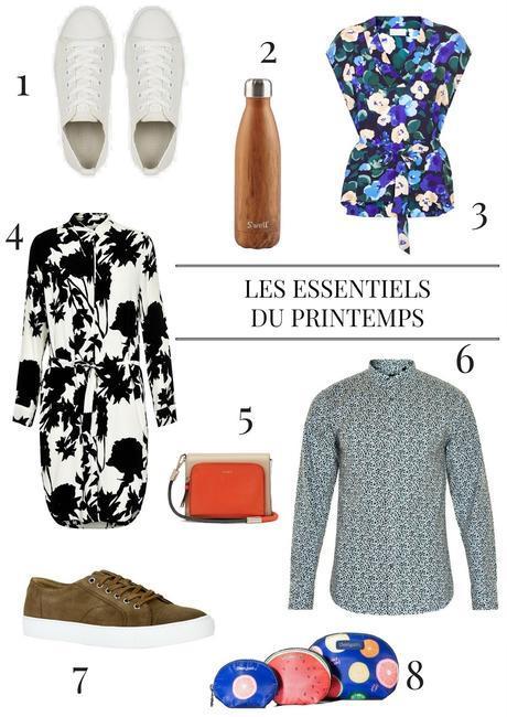 Clic-shopping printanier