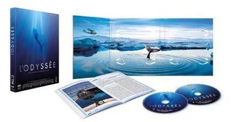 Jeu-concours L'Odyssée – des DVD et BR à gagner