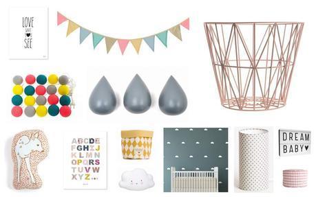 Idées de décoration pour la chambre de bébé – Petit Sixieme