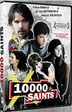 [Concours] 10 000 Saints : gagnez 3 DVD du film !
