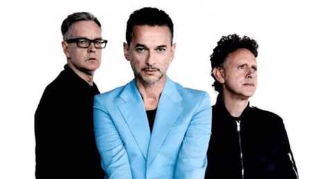 Depeche Mode : enjoy the violence