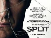 Split dernier film Nigth Shyamalan