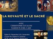 "royauté sacré"", atelier avril Paris"