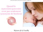conférence difficulté maternelle paternelle Courbevoie (92)