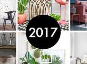 tendances déco printemps 2017