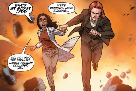 Critique de comics : Ivar, Timewalker