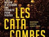 Evènement 2017, Catacombes Paris font peau neuve