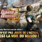 Dynasty Warriors : Unleashed disponible sur iOS & Android