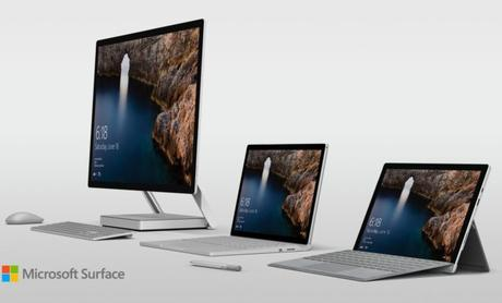 Surface Studio : Microsoft qui défie Apple