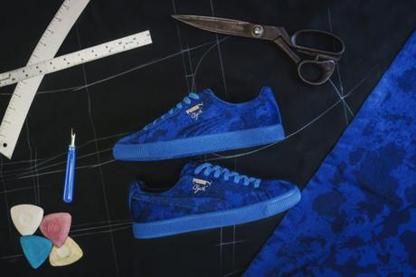 Packer x Puma Clyde Cow Suits Pack