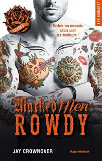 Marked men #5 : Rowdy de Jat crownover