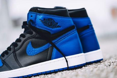 Air Jordan 1 Royal Retro