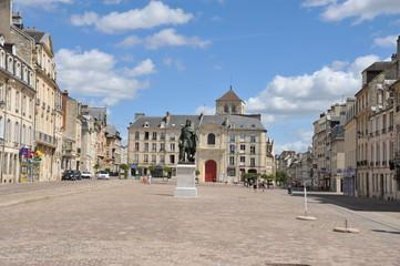 Place Saint-Sauveur 3 (en triangle),  Caen