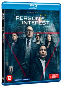 [Test Blu-ray] Person of Interest – Saison 5