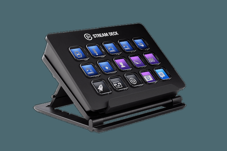 Stream Deck : le livestream gaming devient tactile et intelligent