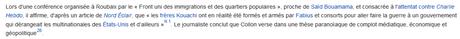 @les_repliques, intellectuellement engagées ?  Oui mais…. vers quoi ? #complotisme #PesteBrune