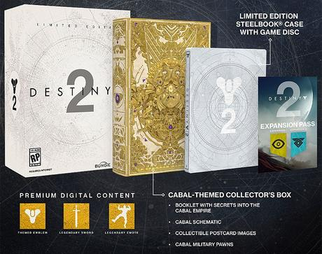 Destiny 2 et son collector