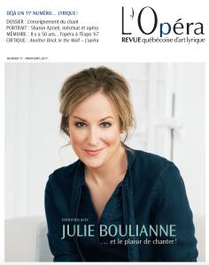 Opéra- Julie Boulianne