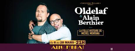 La folle histoire de Michel Montana : Oldelaf et Alain Berthier en conférence