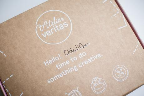 DIY \ L'atelier box by Veritas