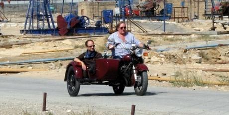 Mathieu Sapin et Gérard Depardieu
