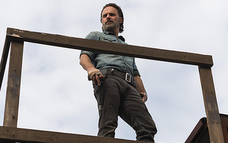 Les critiques // The Walking Dead : Saison 7. Episode 16. The First Day of the rest of your Life.