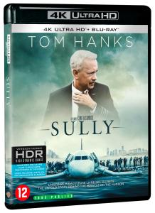 [Test Blu-ray 4K] Sully