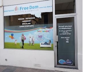 Free Dom ouvre une nouvelle agence à Puteaux