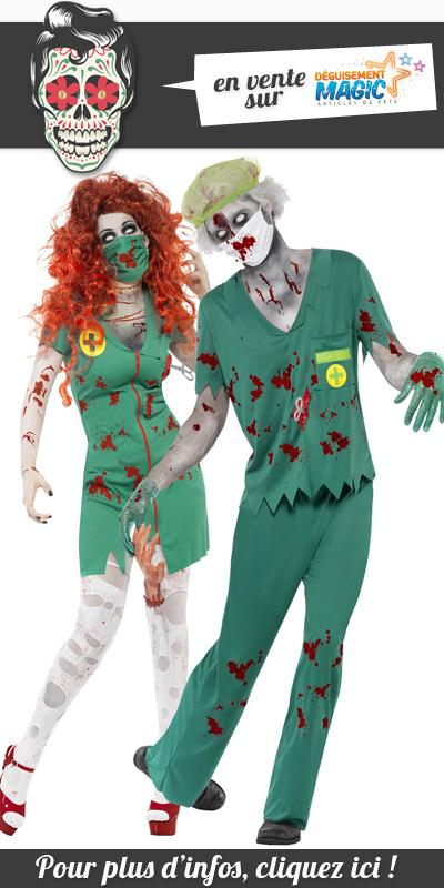 deguisement-couple-zombie