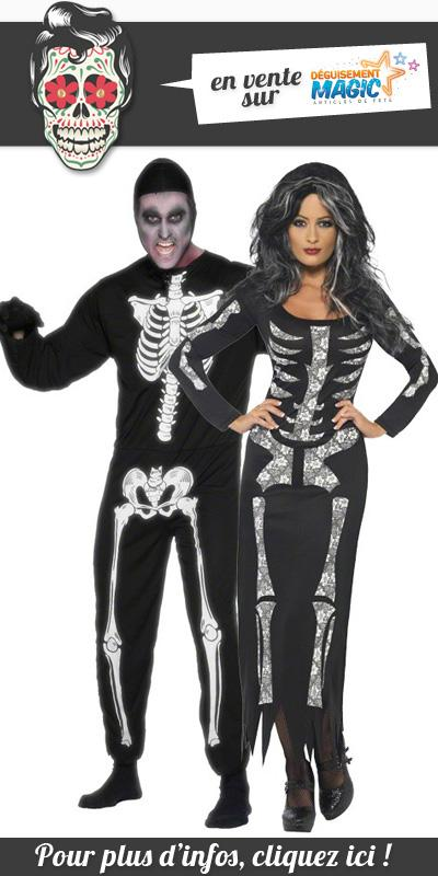 deguisement-couple-squelette-halloween