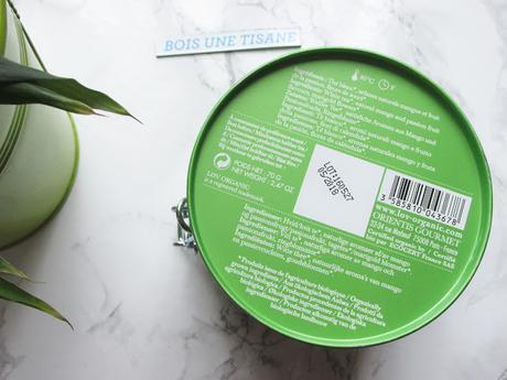 Thé blanc Mangue/Passion de Lov Organic