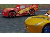 Cars Course vers victoire vidéo grille départ