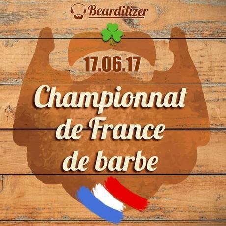 Le premier championnat de France de la barbe