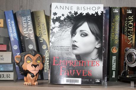 Meg Corbyn – T4: Empreintes fauves d'Anne Bishop