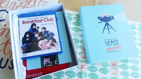 Breakfast Club, la box Back To School By La box Fait Son Cinéma