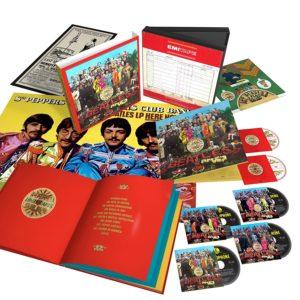 Sgt. Pepper's continue d'affoler les tops de ventes !