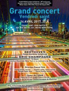 Grand concert- Te Deum