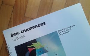 Te Deum- Champagne