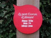 Bulle informations randonnées conseil départemental des Deux-Sèvres
