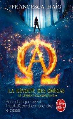 Couverture Fire sermon / Le serment incandescent, tome 2 : Map of bones / La révolte des Omégas