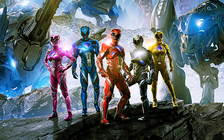 MOVIE | Power Rangers : Notre critique !