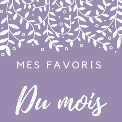 FAVORIS JANVIER-FEVRIER-MARS 2017