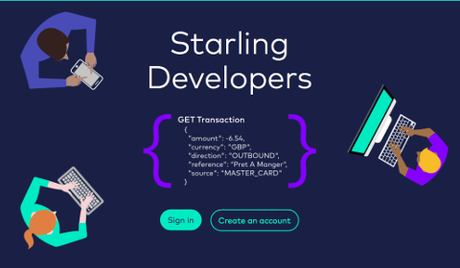 Starling Developers