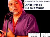 Double récital d'Ariel Prat week-end pascal l'affiche]