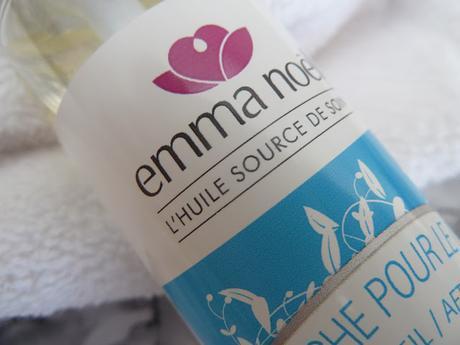 Balade gourmande avec l'huile sèche Coco Emma Noël